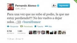 Enlace a Fernando no pierde el buen humor