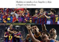 Enlace a Shakira se va a Los Angeles al concurso La Voz y deja a Piqué en Barcelona