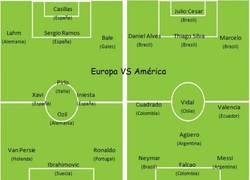 Enlace a Europa Vs América ¿con cuál te quedas?