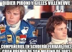 Enlace a Lección para Vettel sobre trabajo en equipo