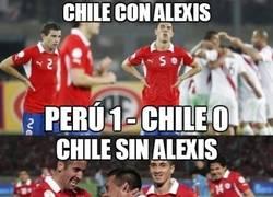 Enlace a Chile encuentra la fórmula del triunfo