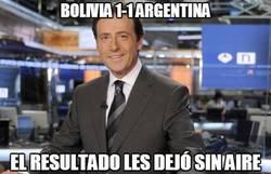 Enlace a Bolivia 1-1 Argentina