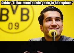 Enlace a El Dortmund podría, ¿por qué no?