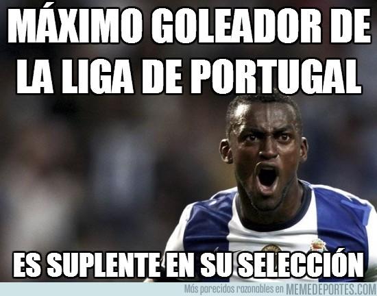 106334 - Máximo goleador de la liga de Portugal