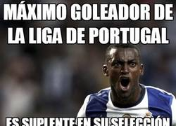 Enlace a Máximo goleador de la liga de Portugal