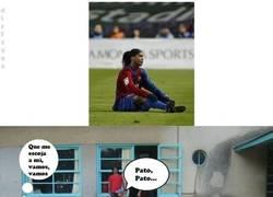 Enlace a Chops de Ronaldinho