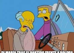 Enlace a Di María tras el partido frente a Bolivia
