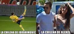 Enlace a Diferentes chilenas