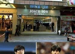 Enlace a Joachim Löw tiene un clon en China