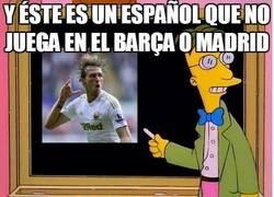 Enlace a Y éste es un español que no juega en el barça o madrid