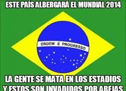 Enlace a Este país albergará el Mundial 2014