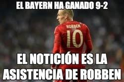 Enlace a El Bayern ha ganado 9-2