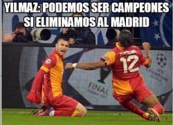 Enlace a Yilmaz: Podemos ser campeones si eliminamos al Madrid