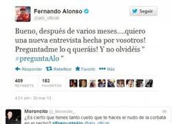 Enlace a Y tú, ¿qué le preguntarías a Fernando Alonso?