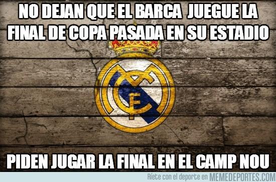 92895 - El doble rasero del Madrid