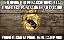 Enlace a El doble rasero del Madrid