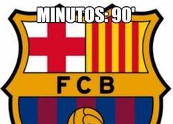 Enlace a Comparación del estado de forma de Barça y Cristiano Ronaldo