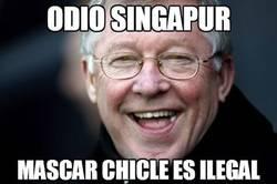 Enlace a Odio Singapur
