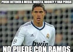Enlace a Puede detener a Messi, Iniesta, Rooney y Van Persie