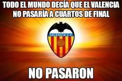 Enlace a Todo el mundo decía que el Valencia no pasaría a cuartos de final