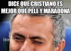 Enlace a Dice que Cristiano es mejor que Pelé y Maradona