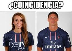 Enlace a ¿Coincidencia?