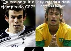 Enlace a El futuro de Bale y Neymar...