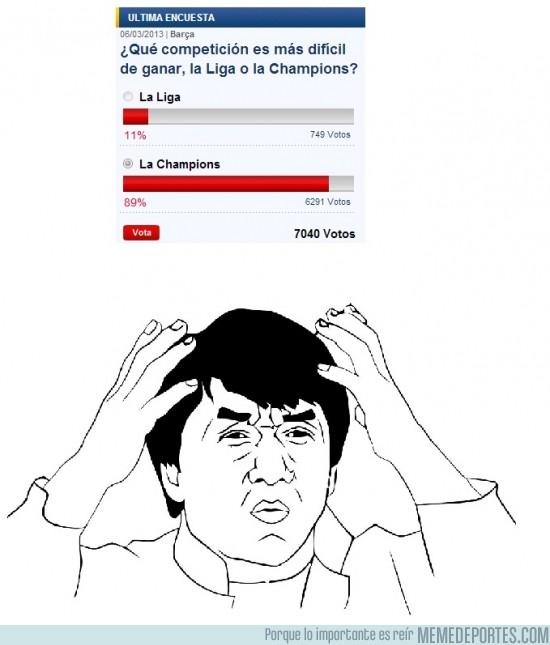 96422 - Encuestas estúpidas cortesía del Diario Sport