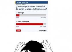 Enlace a Encuestas estúpidas cortesía del Diario Sport