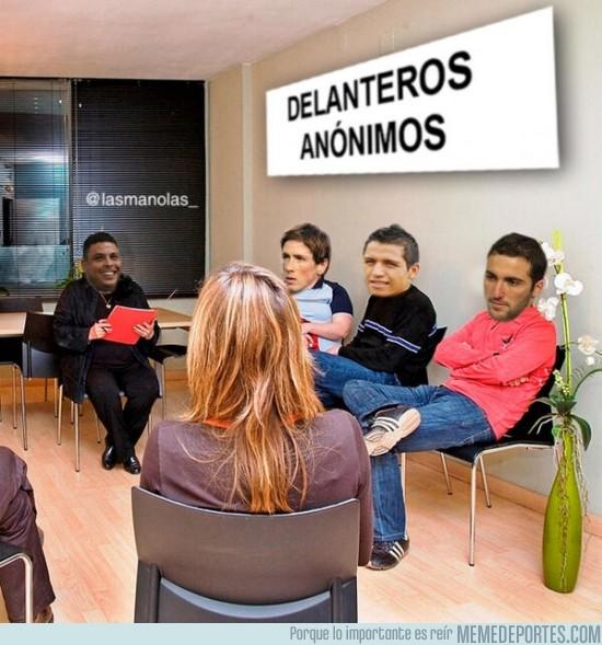 96552 - Reunión de delanteros anónimos según @lasmanolas_