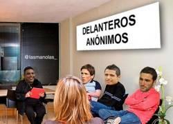 Enlace a Reunión de delanteros anónimos según @lasmanolas_