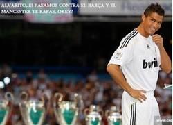 Enlace a Álvaro Morata, el troll del Real Madrid