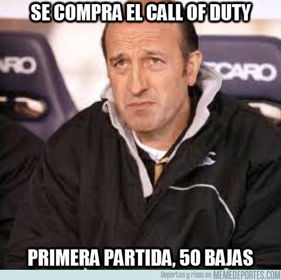 96677 - Se compra el Call of Duty
