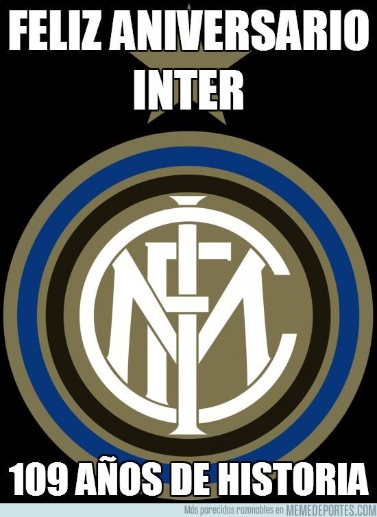 96708 - ¡Feliz aniversario, Inter!