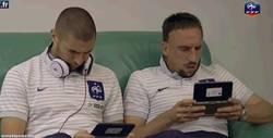 Enlace a GIF: Así es como entrenan los jugadores de Francia