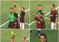 Enlace a Simplemente Ronaldinho