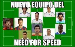 Enlace a Need for Speed Team