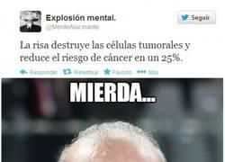 Enlace a Vicente del Bosque ya está jodido por @MenteAlucinante