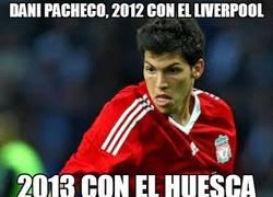 Enlace a Dani pacheco, de menos a más en 2013
