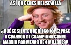 Enlace a Así que eres del Sevilla...