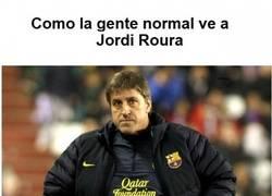 Enlace a Difentes formas de ver a Jordi Roura