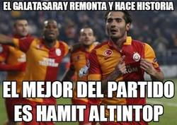 Enlace a El Galatasaray remonta y hace historia
