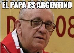 Enlace a El papa es argentino