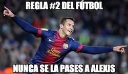Enlace a Regla #2 del fútbol
