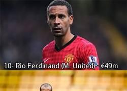 Enlace a Top 10 de los jugadores mejor pagados por Goal.com