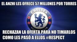 Enlace a Chelsea #Respect