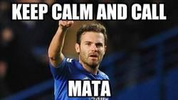 Enlace a Mata salvando los muebles al Chelsea