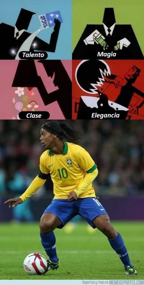 108633 - La fórmula mágica de Ronaldinho