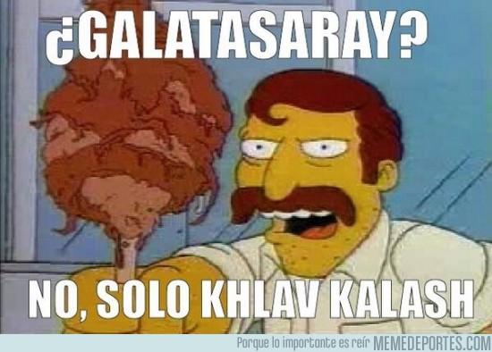 109834 - ¿Galatasaray?
