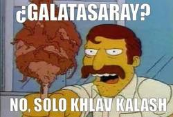 Enlace a ¿Galatasaray?